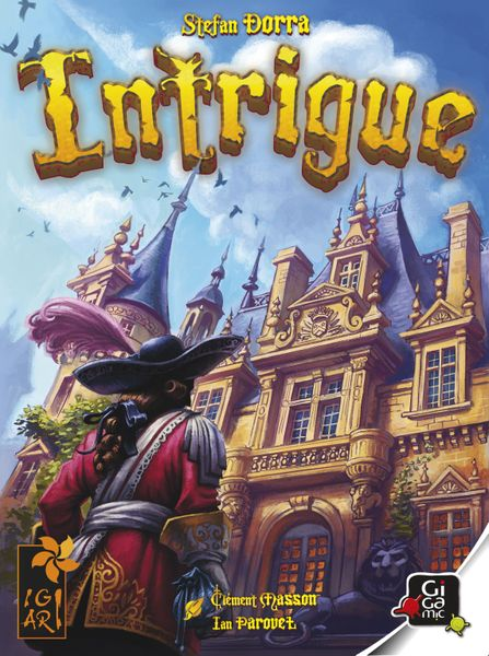 Intrigue 2016 - Front cover
