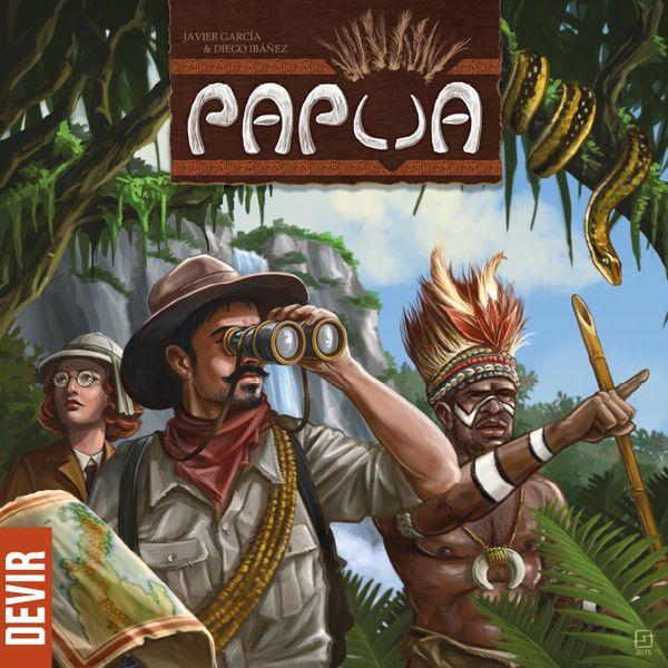 Papua Box Top - Multilanguage