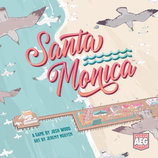 Santa Monica Box Cover