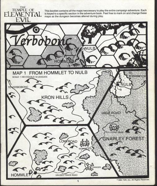 T1 Line Maps