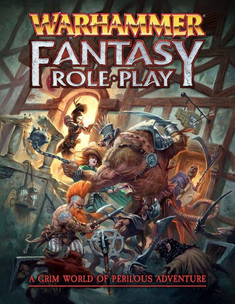 Warhammer Fantasy Roleplay Core Rulebook