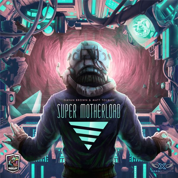 Super Motherload third run cover - upgrades in the cockpit