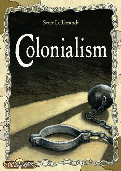 Colonialism, Spielworxx, 2013 (image used with permission of the publisher)