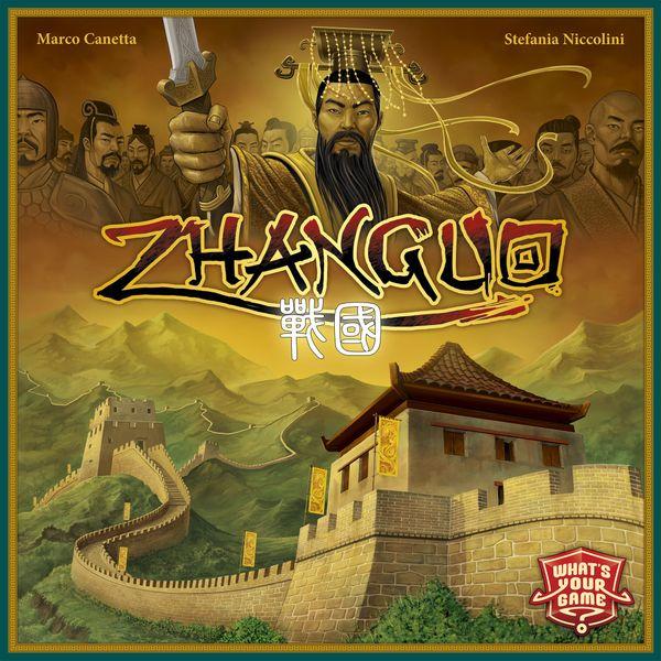 Zhanguo Cover