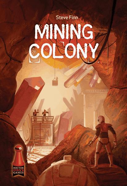 Dr Finn's 2021 games: Mining Colony