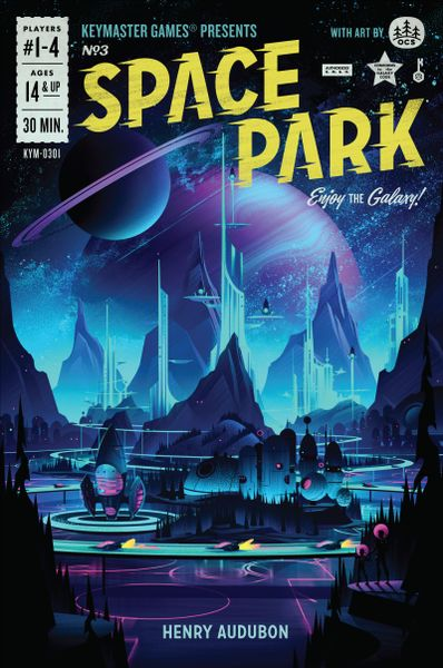 The cover art featuring Starlight Station