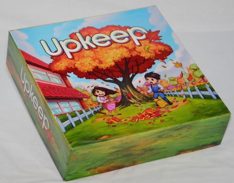 Upkeep Board game