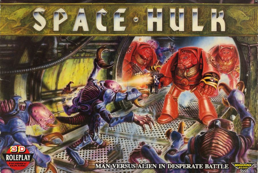 Space Hulk I'm sorry, come back to me!
