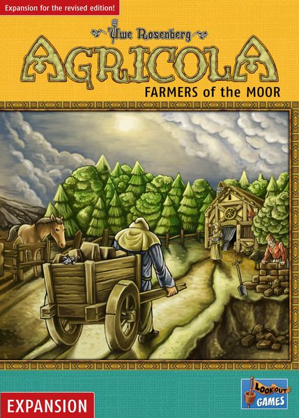 Agricola: Farmers of the Moor -  Mayfair Games