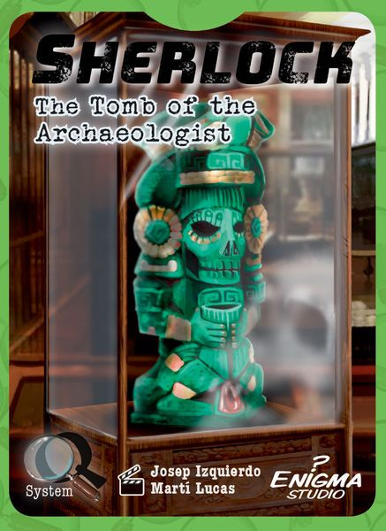 Sherlock: The Tomb of The Archaeologist -  GDM Games