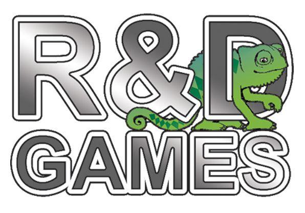 R&D twentieth anniversary logo