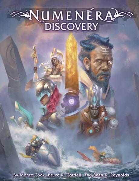 Numenera 2: Discovery and Destiny Slipcase Set