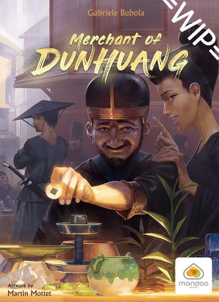 Dunhuang Box WIP image