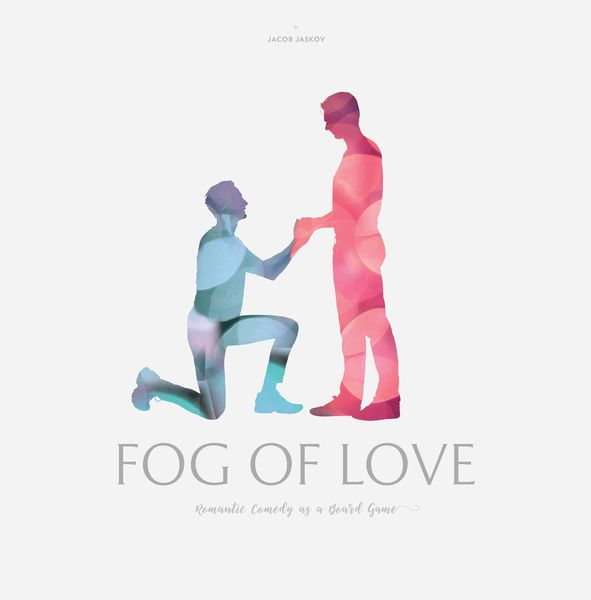 Fog of Love: Male Couple Cover (T.O.S.) -  Hush Hush Projects