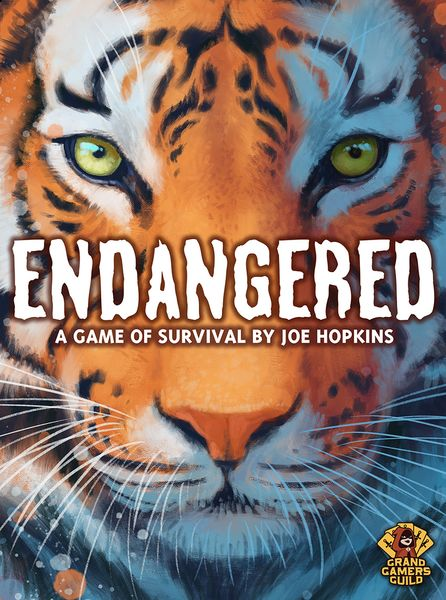 Endangered News Kickstarter Crowdfunding Cover