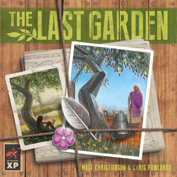 The Last Garden Box Cover