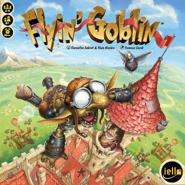 Flyin' Goblin, Cover, IELLO, 2020