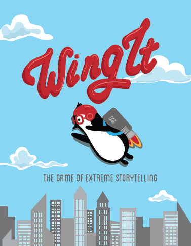 Wing It cover art