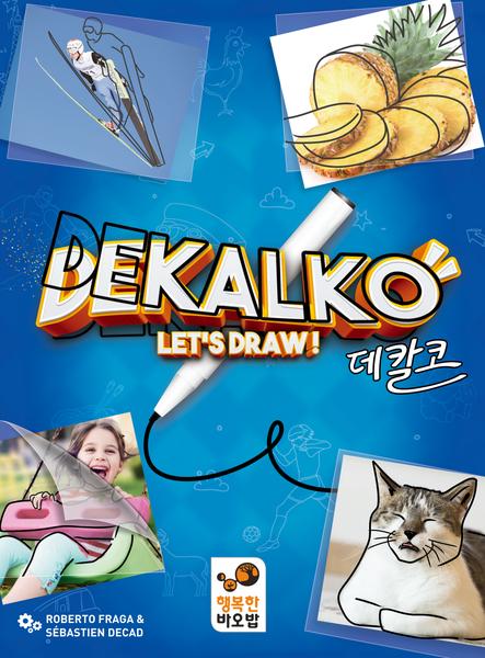 Dekalko Box Front(1st Edition)