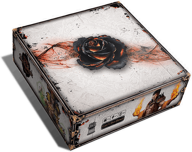 Black Rose Wars Coregame Box