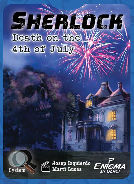 Sherlock: Death on The 4th of July -  GDM Games