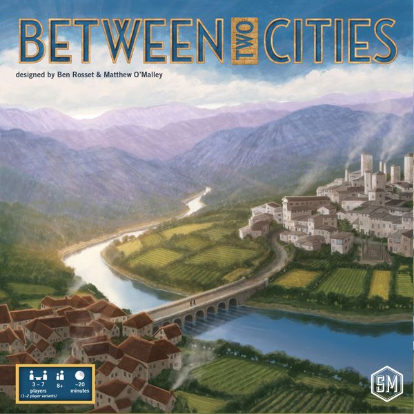 box art for Between Two Cities