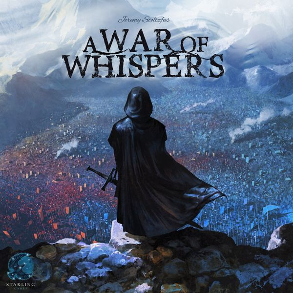 A War of Whispers (T.O.S.) -  Starling Games