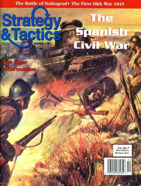 Spanish Civil War S&T