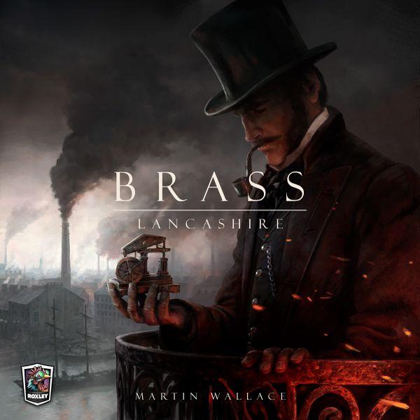 Brass Lancashire -  Roxley Games