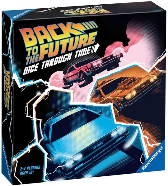 Back to the Future: Dice Through Time, Ravensburger, 2020