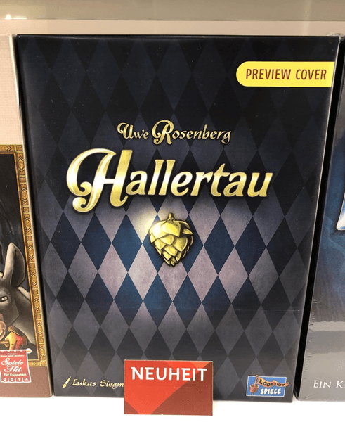 Portada de Hallertay