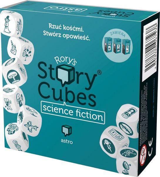 Rorys Story Cubes Astro -  The Creativity Hub