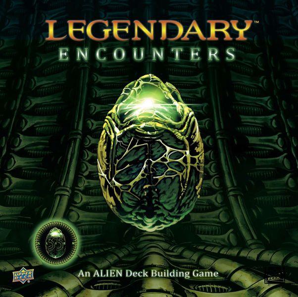 Legendary Encounters: An Alien Deck Building Game, Upper Deck Entertainment, 2014