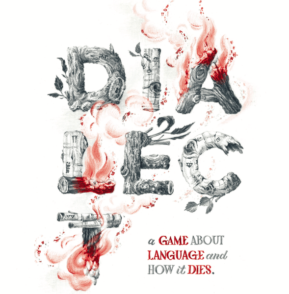 Dialect: A Game about Language and How it Dies