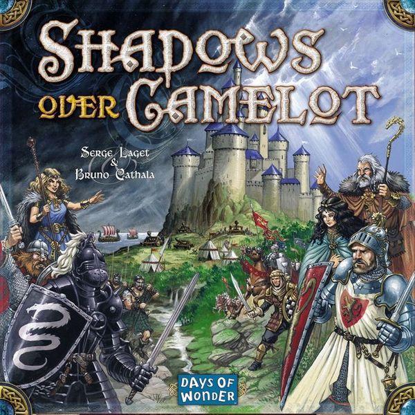 Shadows over Camelot - Box cover