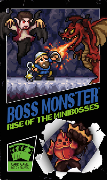 Boss Monster Rise of the Minibosses -  Brotherwise Games