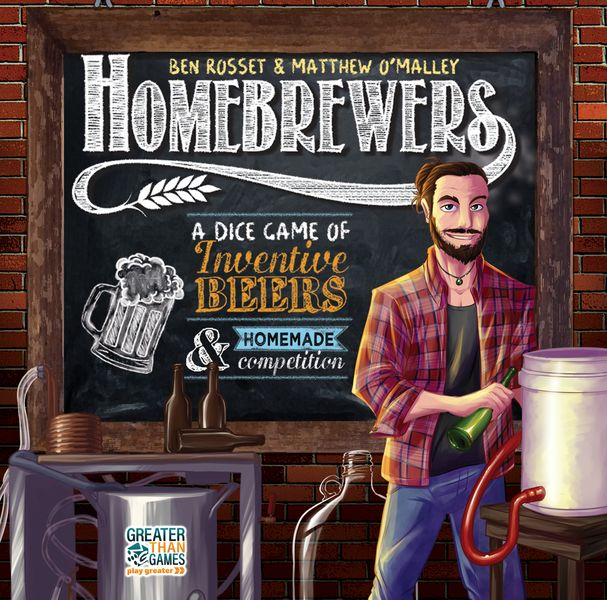 Homebrewers Revised Box Cover