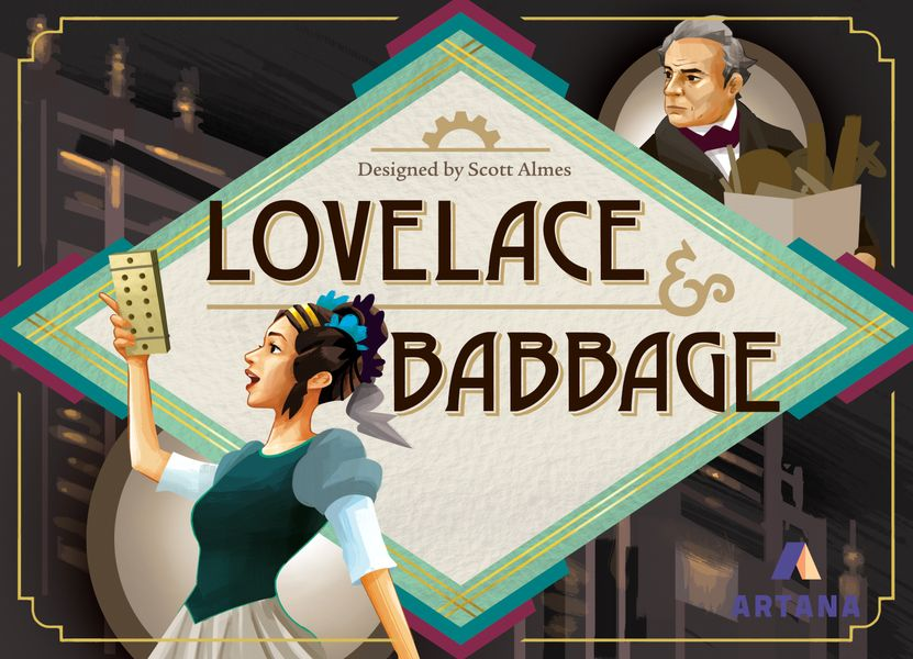 Lovelace and Babbage -  Artana Games