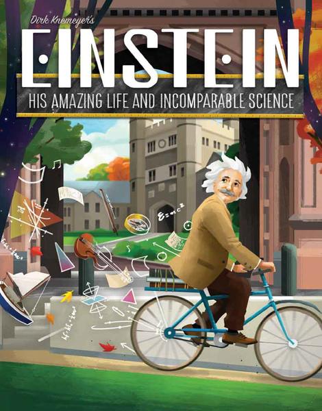 Einstein Box Art