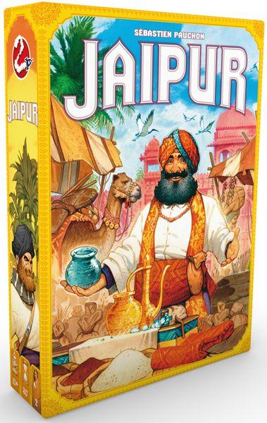 Jaipur 2nd Edition - Asmodee Editions