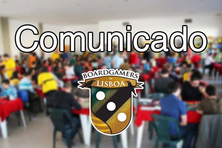 Comunicado GBL