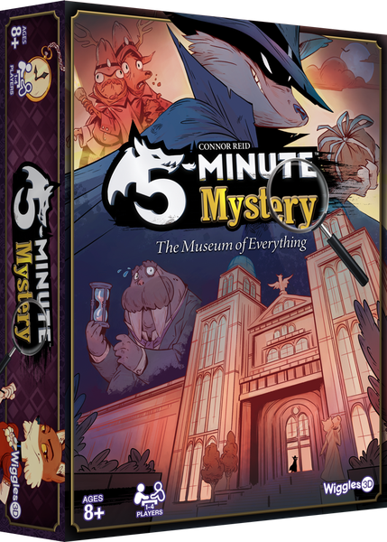 5-Minute Mystery Standard Edition Box