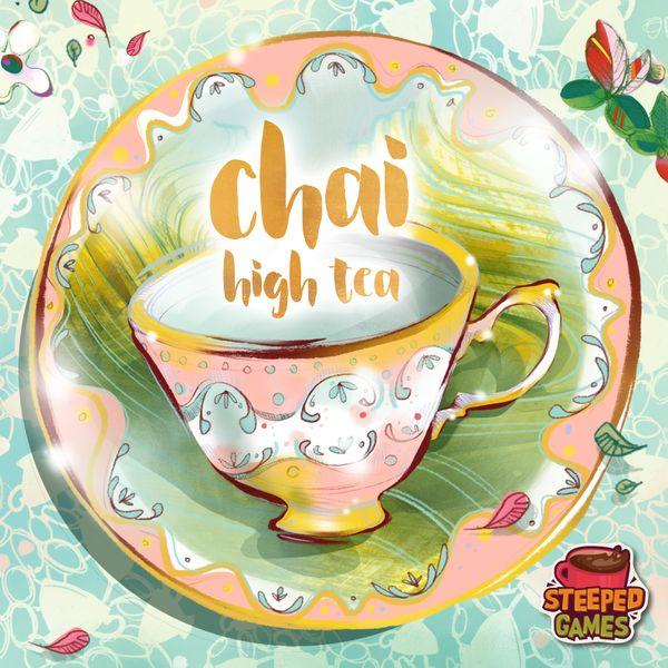 Chai: High Tea (Reprint & Expansion)