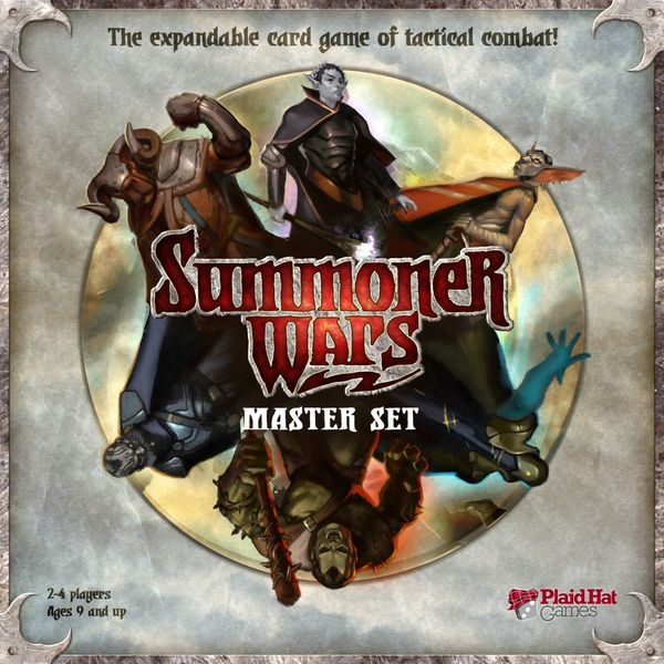 Summoner Wars Master Set Cover
