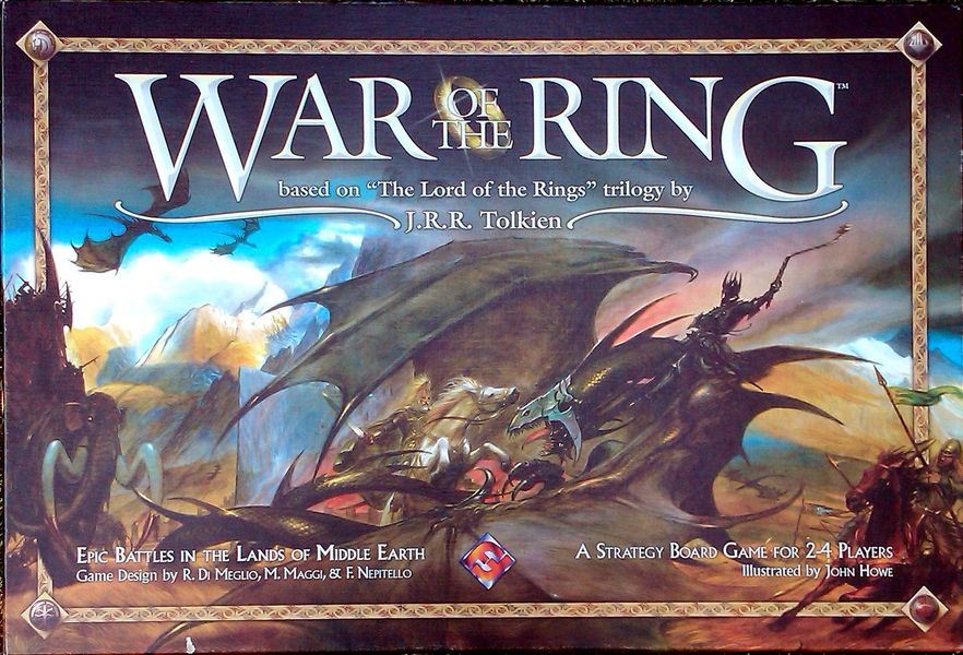American FFG edition Box Front