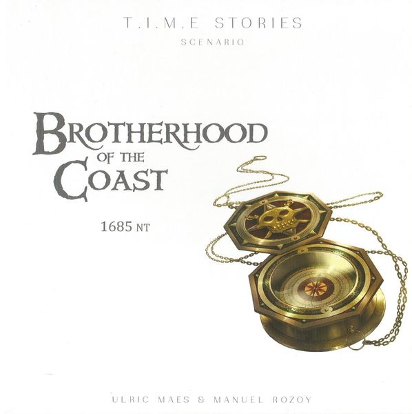 Brotherhood of the Coast: T.I.M.E. Stories Expansion 7  - Asmodee