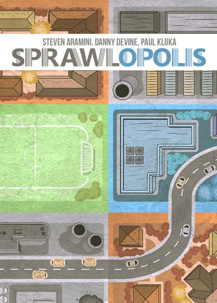 Análisis - Expansiópolis / Sprawlopolis