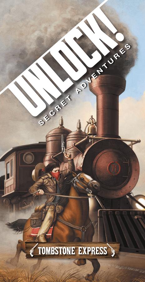 Unlock! Tombstone Express
