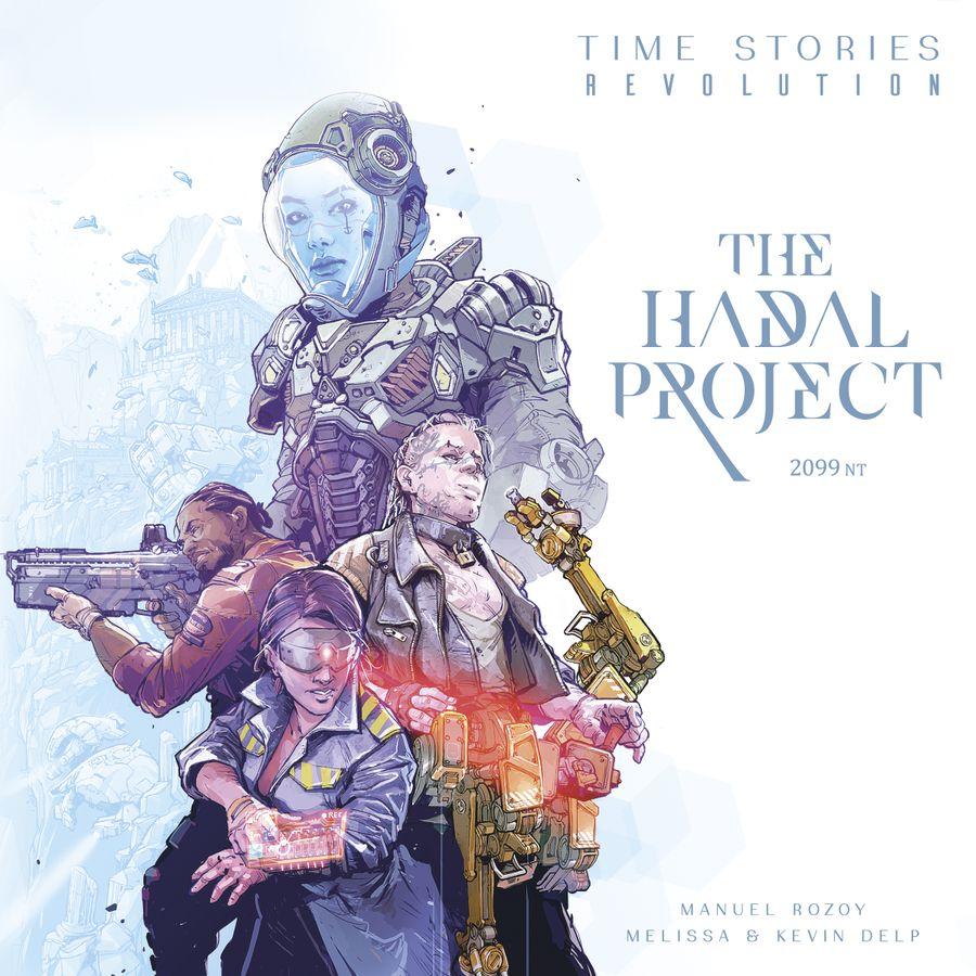 時間守望革新:深海計畫 / TIME Stories Revolution: The Hadal Project
