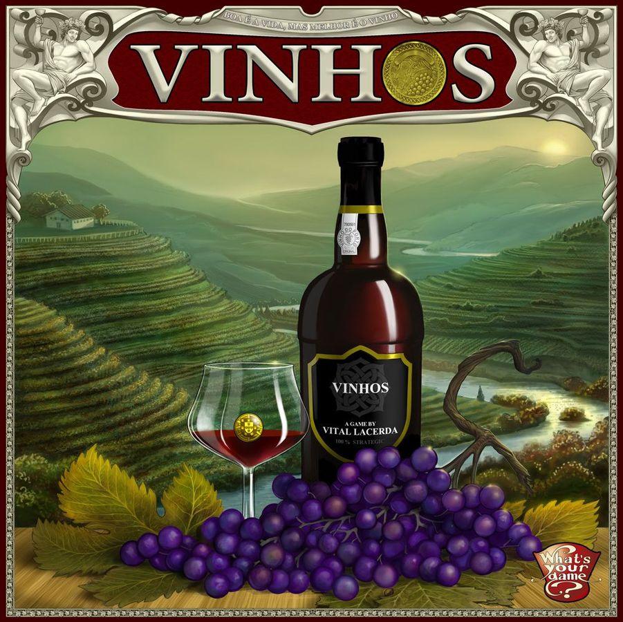 La scatola di Vinhos